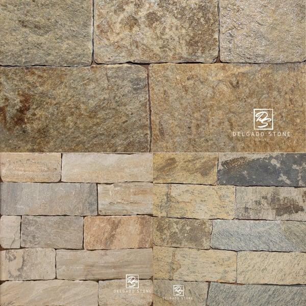 Natural Tan Stones