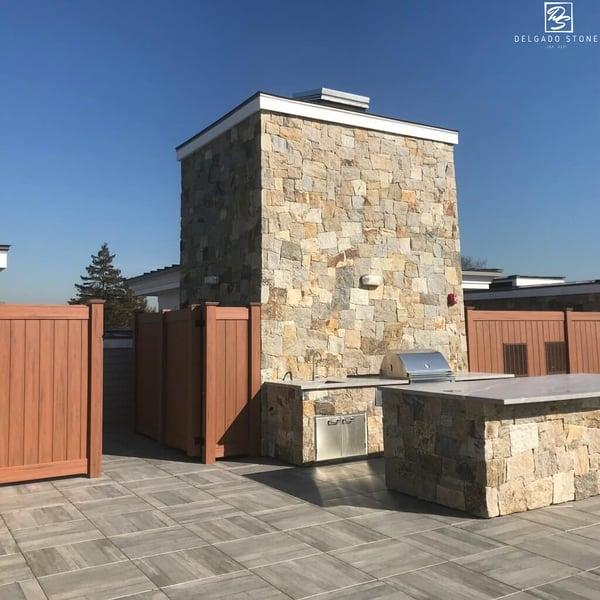 Custom Blend rooftop