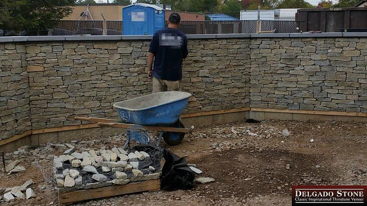 Thinstone for contractors