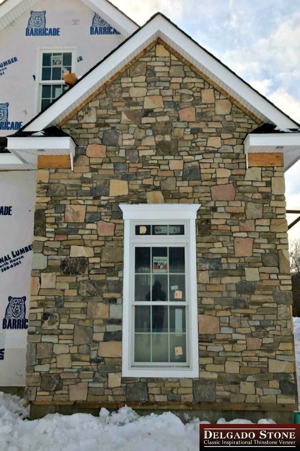 Pennsylvania Stone Veneer