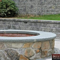Natural Stone Firepit