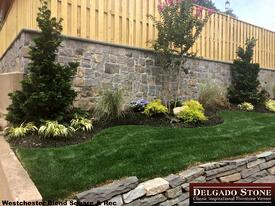 Westchester Stone Wall