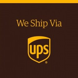Ship via UPS