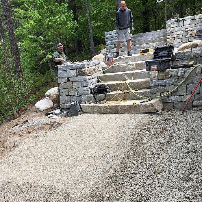 Natural Stone Project Site