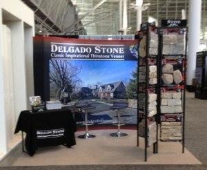Delgado Stone Tradeshow