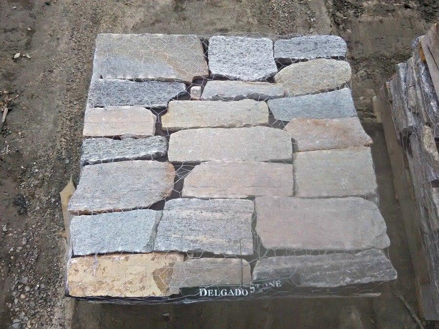 Stone Veneer Packaging