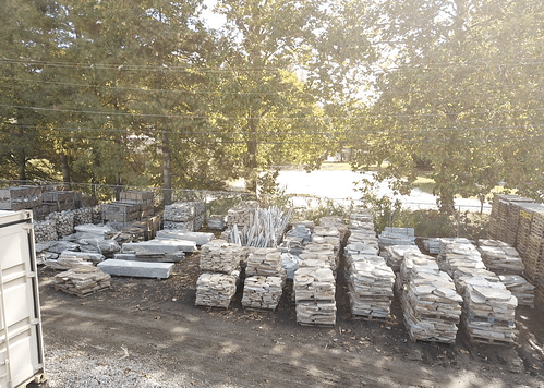 Natural Stone Landscape Material