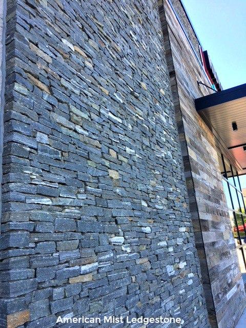 Granite Ledgestone