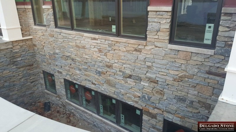 CT Blend Ledge Home Exterior