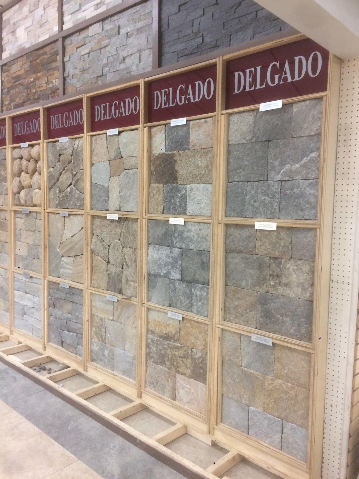 Delgado Stone Authorized Dealers