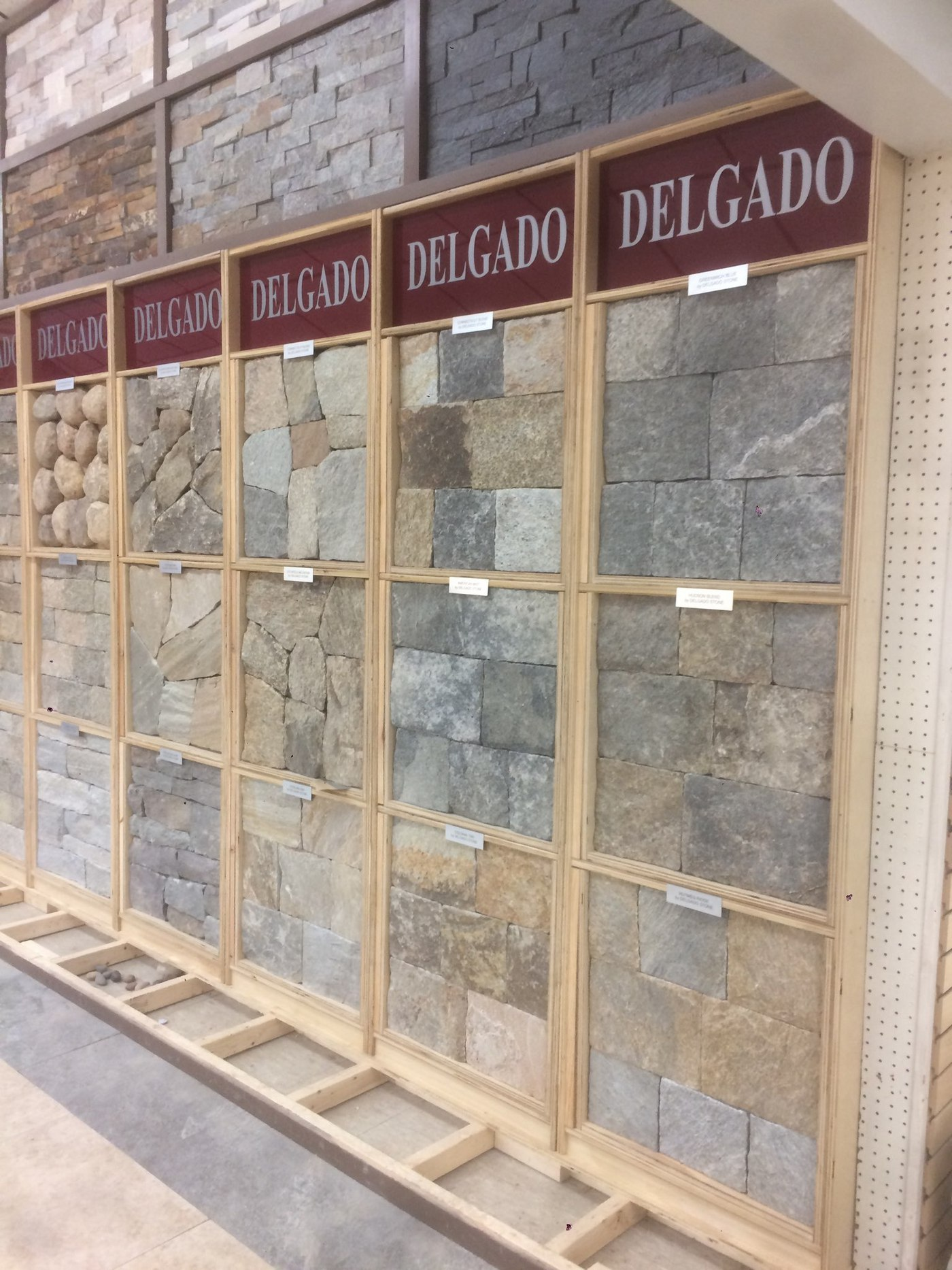 Delgado Stone Authorized Dealers