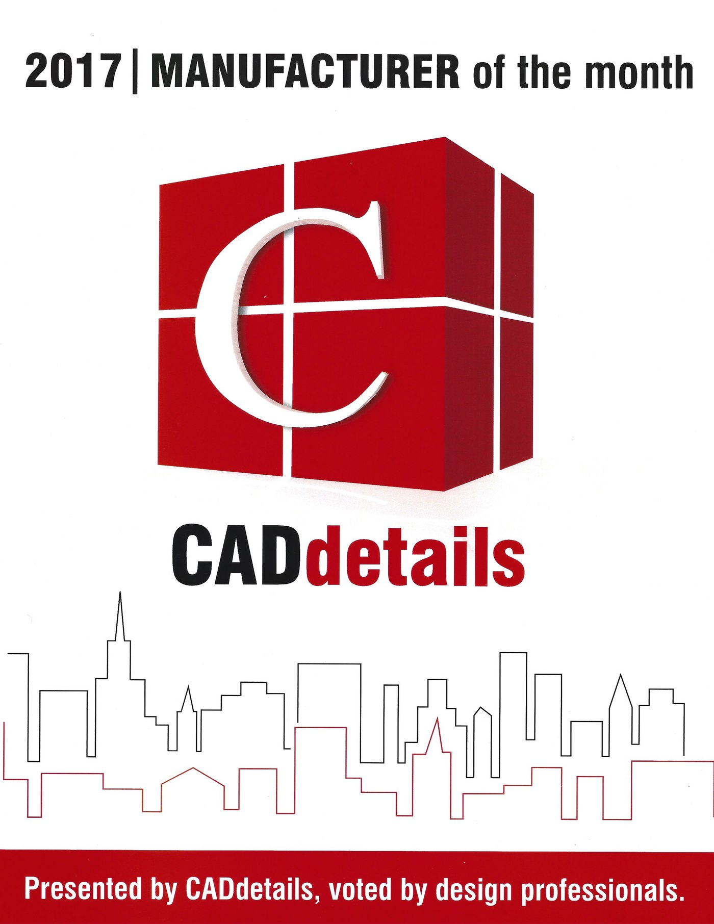 CAD Manufacturer of the Month