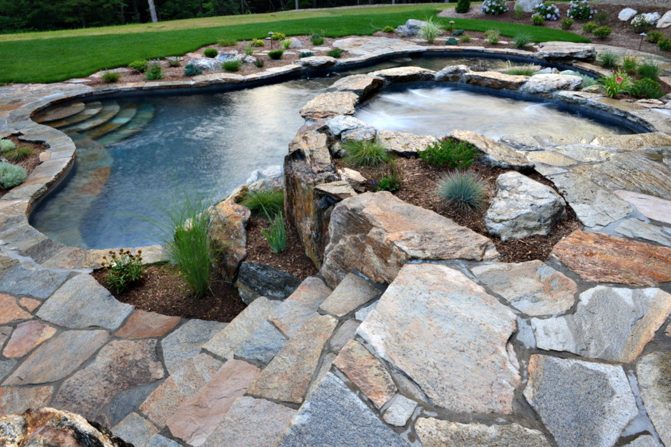 Natural Stone Flagging
