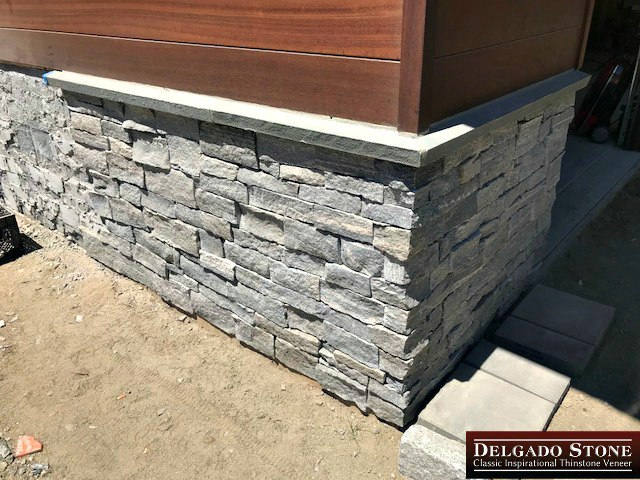 Can You Put Stone Veneer Over Brick, Can You Go Over A Brick Fireplace With Stone