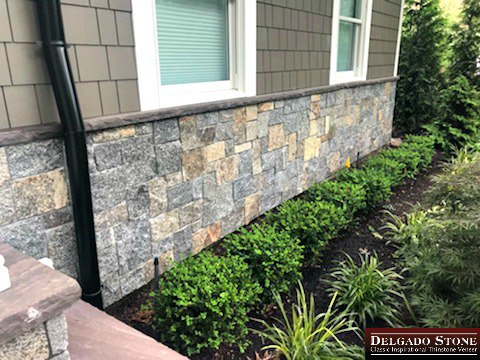 Natural Stone Foundation