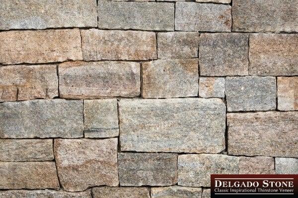 Ashlar Pattern Stone