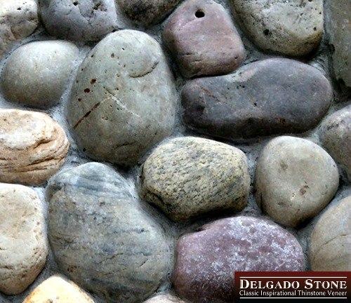 Newport River Round Stone