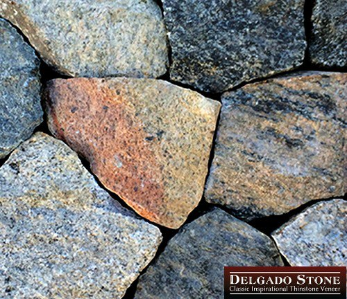 Natural Fieldstone Mosaic
